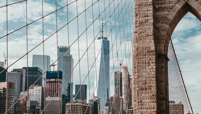 Brooklyn Bridge will lead you to our moving services Brooklyn