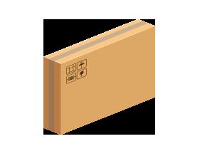 Plasma TV box