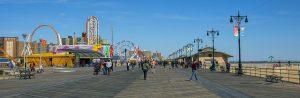 Walk Coney Island's Boardwalk