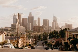 Los Angeles during the day