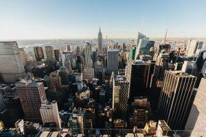 Architecture of Manhattan