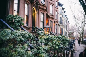 Street in Park Slope, one of the most affordable Brooklyn neighborhoods.