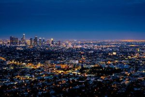 Los Angelles as one of the best places to live in California