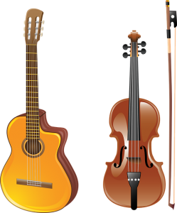 musical instruments are the Items That Require Climate Controlled Storage