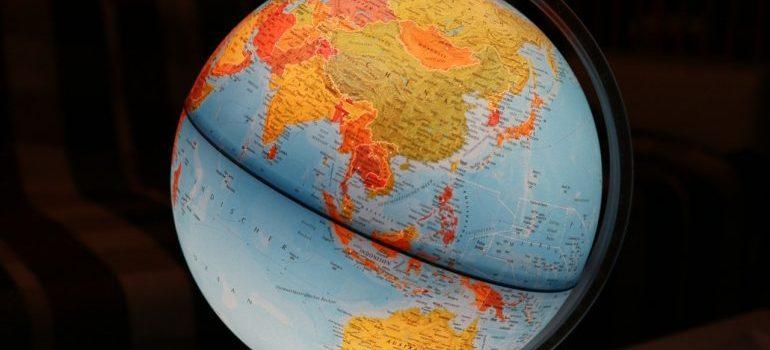 globe showing Gowanus and Things to do in Gowanus