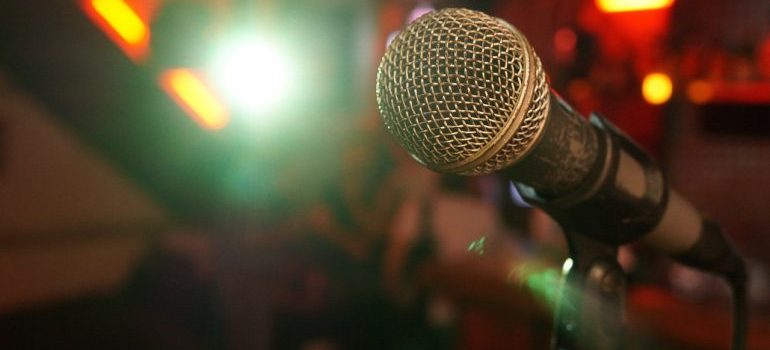 microphone for stand up comedy