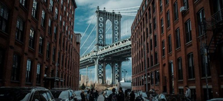 DUMBO is one of the best neighborhoods for Millennials in Brooklnyn