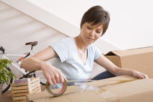women preparing for storing your summer items